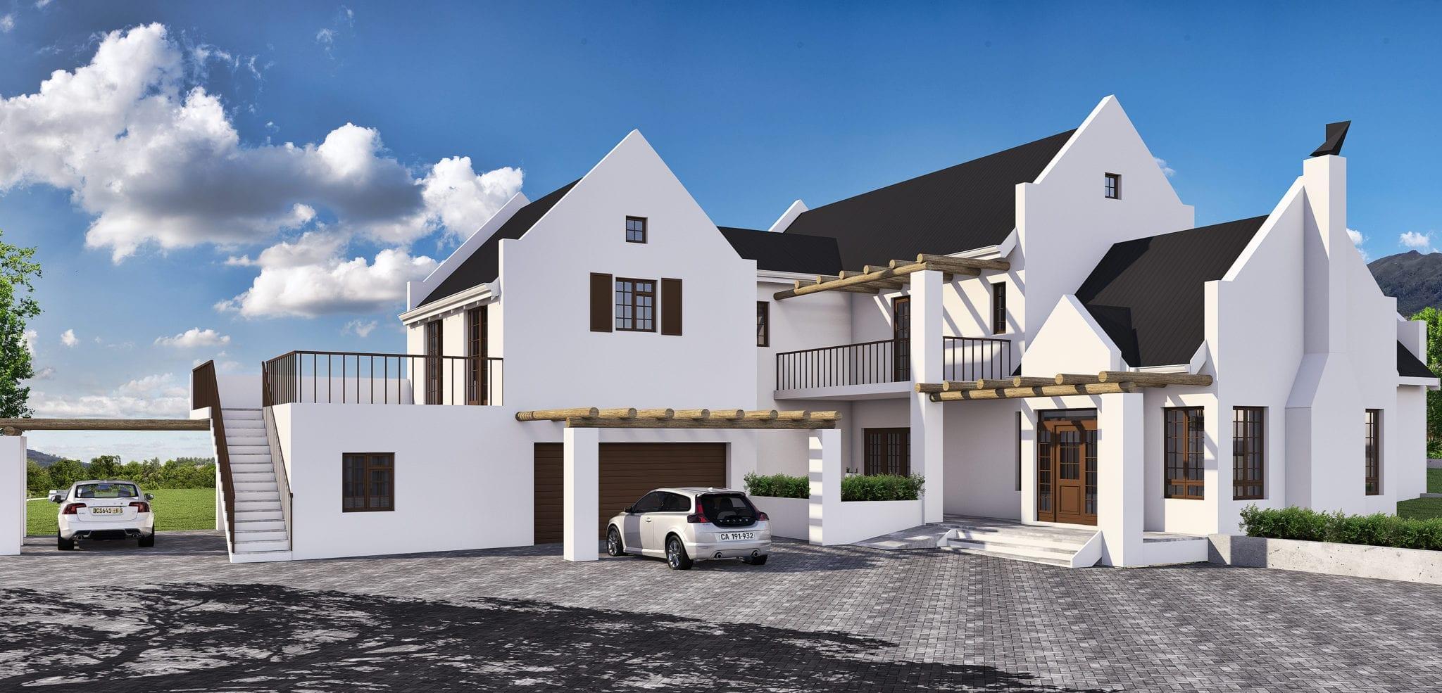 House Engelbreght view 1